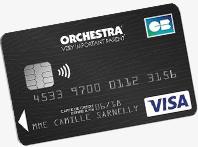 Carte Orchestra.Cartes Credit Sofinco Liste Des Cartes De Credits En Ligne