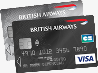 Carte British Airways