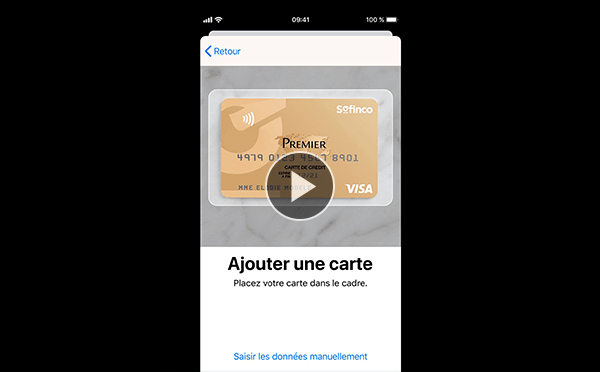 apple pay ajouter ma carte sur iphone